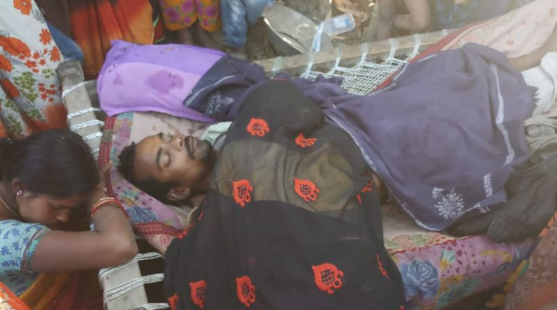 कलयुगी बाप ने कर दी बेटा का पीट-पीटकर हत्या, पुलिस ने तीन को किया गिरफ्तार